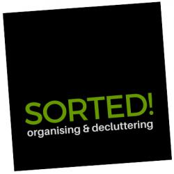 SORTED! organising & decluttering